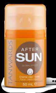 TANWARDS-AFTER SUN-FACE-50-ML