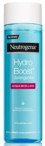 1 Hydro Boost acqua miscellare detergente
